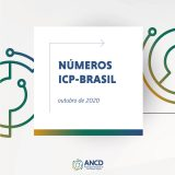 números icp-brasil outubro 2020